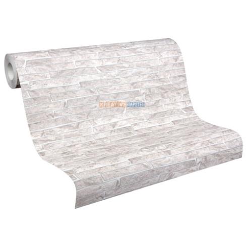 tapete stein 1 88 m 17 verschiedene vliestapete steintapete in 3d steinoptik. Black Bedroom Furniture Sets. Home Design Ideas